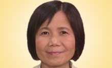 Grace Chow, TM Teacher of Hong Kong